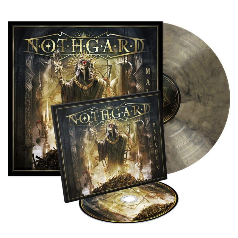 Nothgard-Malady-X 2018