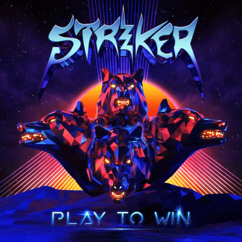 Striker - Play To Win 2018 LP