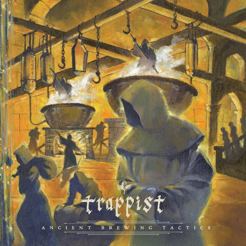 Trappist - Ancient Brewing Tactics 2018 Relapse