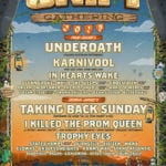 UNIFY-Festival 2018 Karnivool, Taking Back Sunday