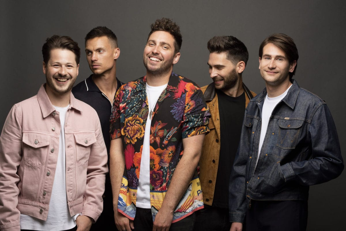 You Me At Six 2018
