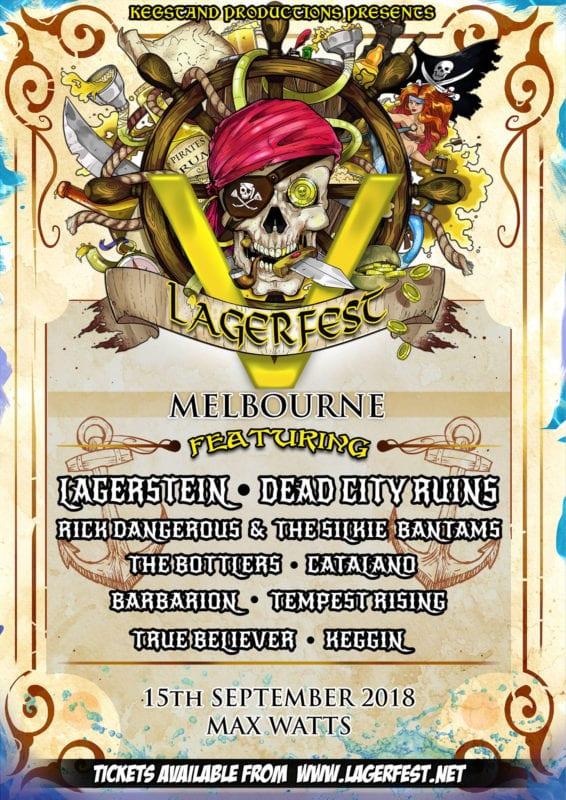 Largerfest - Melbourne 2018 Full