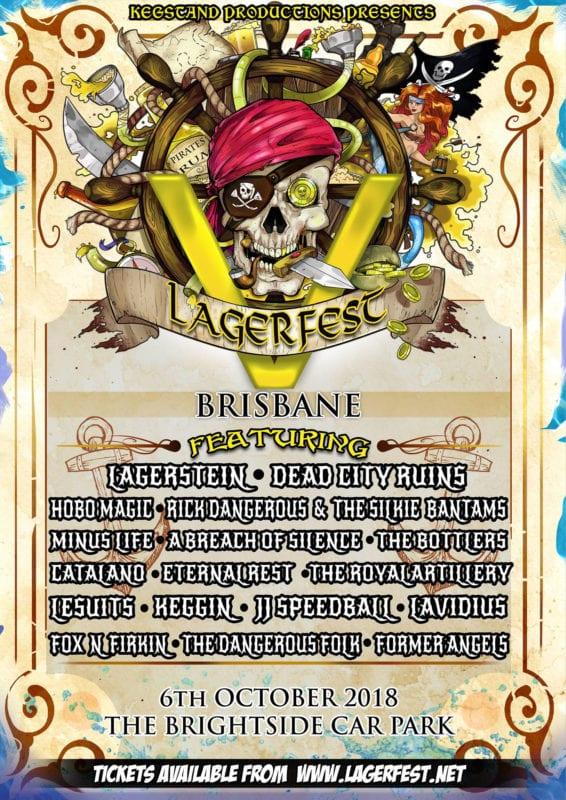 Largerfest Brisbane 2018 Full