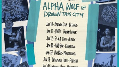 In Hearts Wake, Alpha Wolf and Drown This City