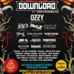 Download Festival 2019 poster