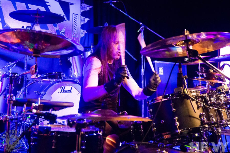 Photo of Contrive live in Sydney on January 26 2019 by Rod Hunt