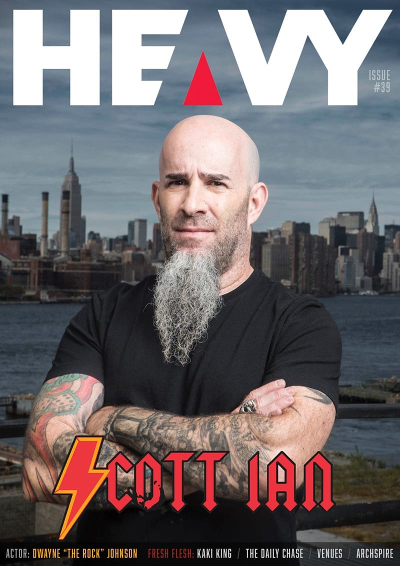 HEAVY Magazine Cover - Digi-Mag 39