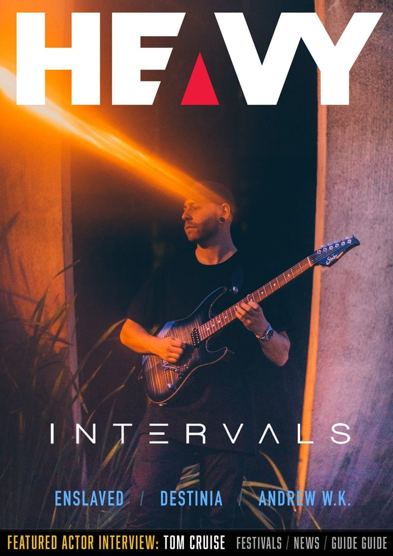 HEAVY Magazine Cover - Digi-Mag 44