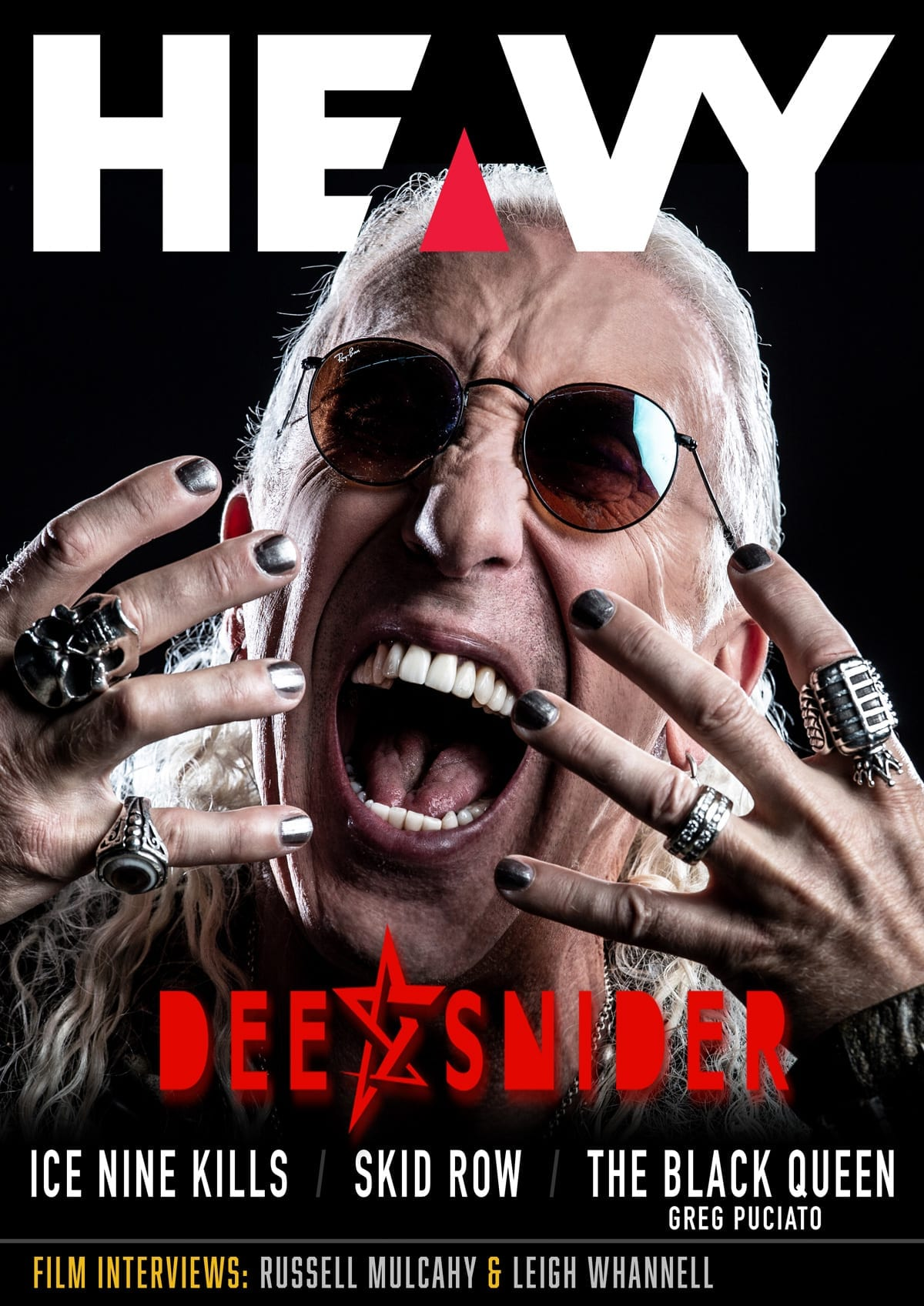 HEAVY Magazine Cover - Digi-Mag 52