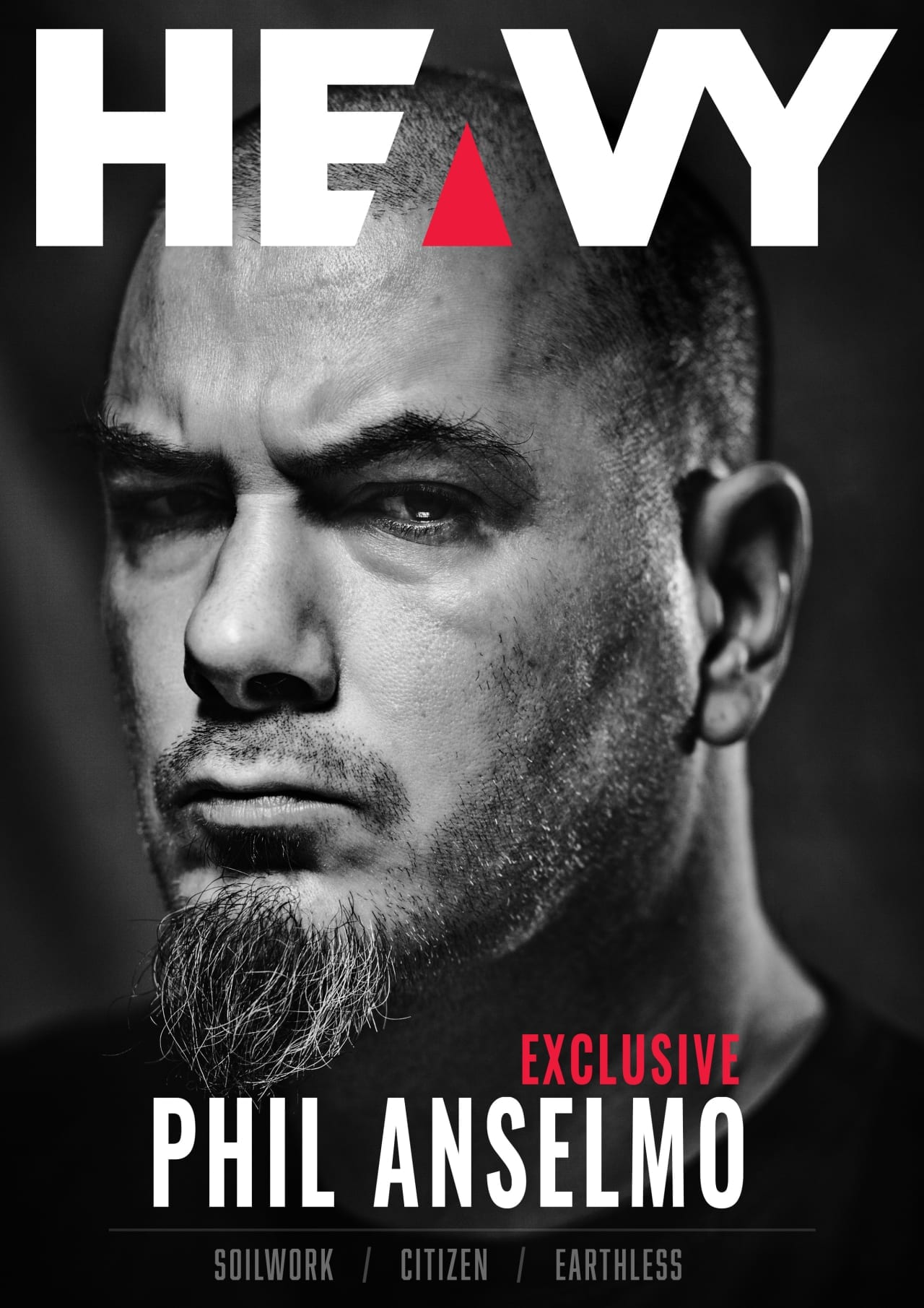 HEAVY Magazine Cover - Digi-Mag 59