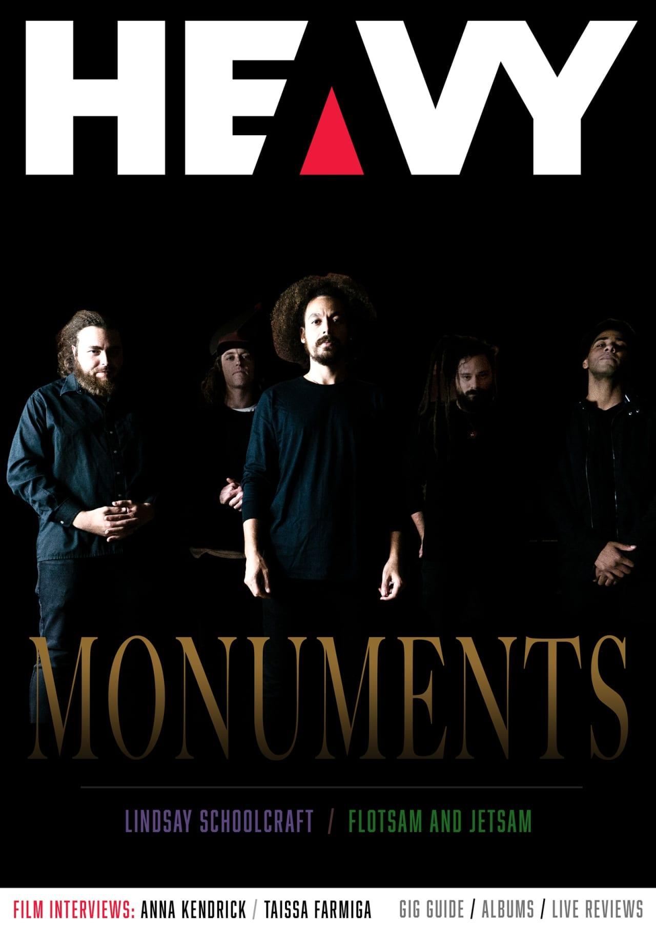 HEAVY Magazine Cover - Digi-Mag 60
