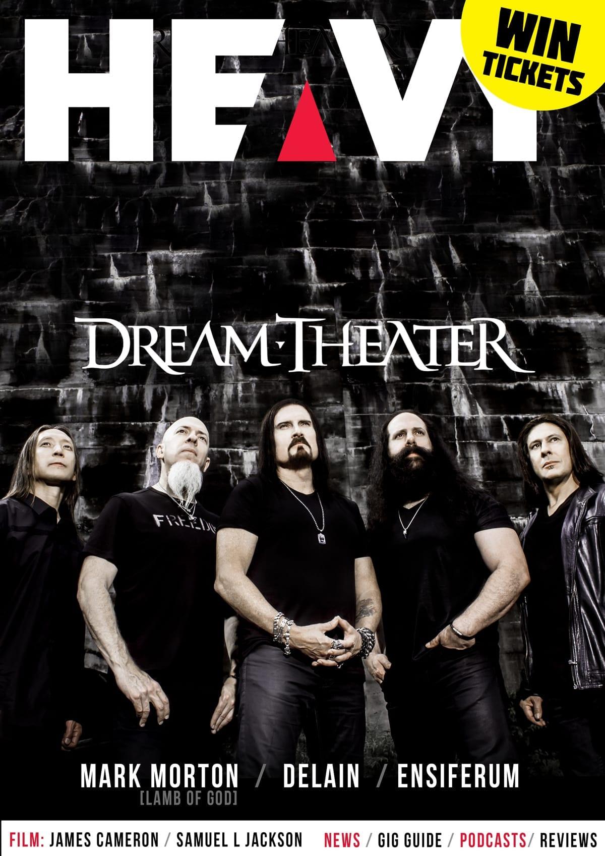 HEAVY Magazine Cover - Digi-Mag 67