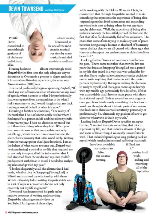 HEAVY Magazine Issue #66 - 4