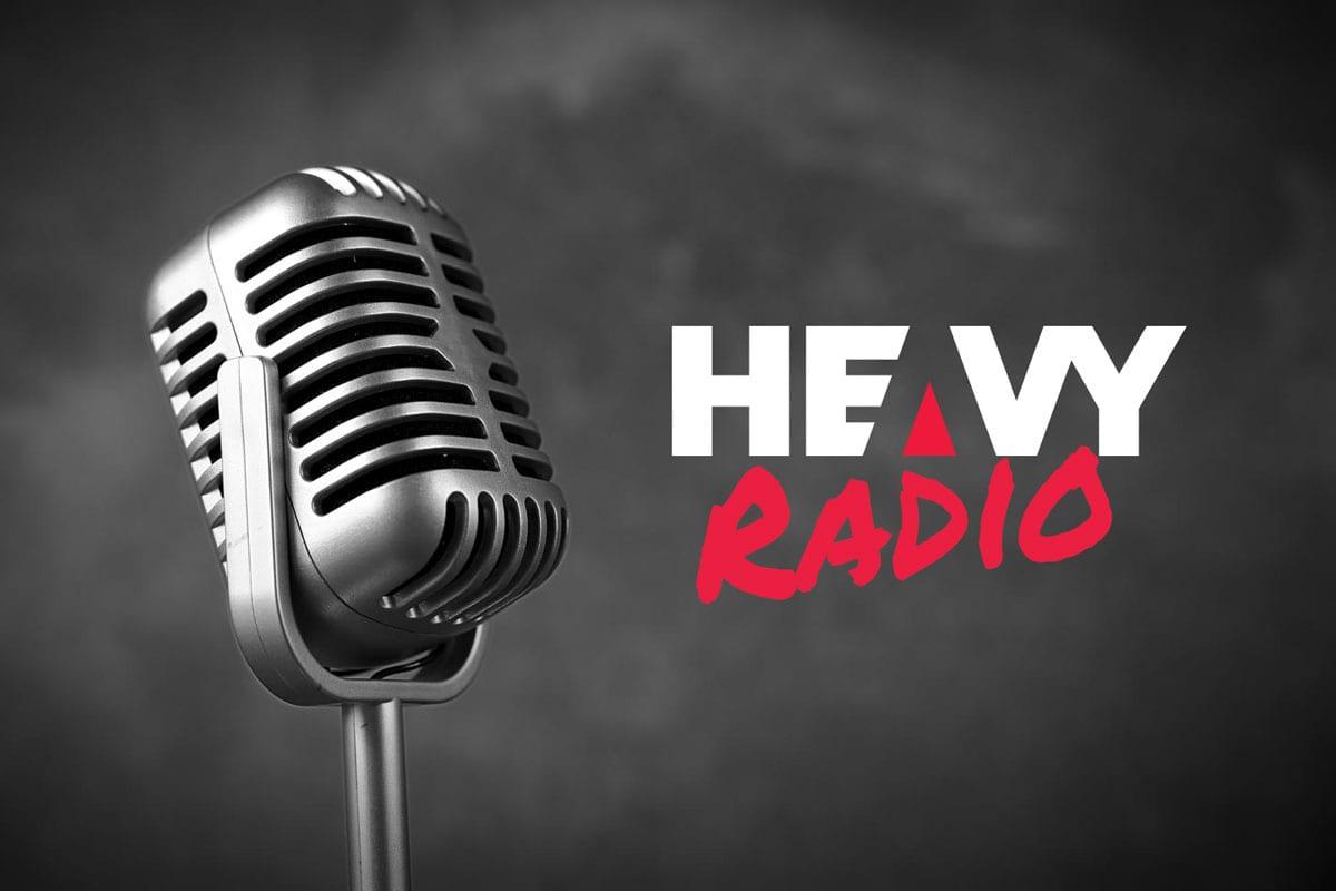 HEAVY Radio banner