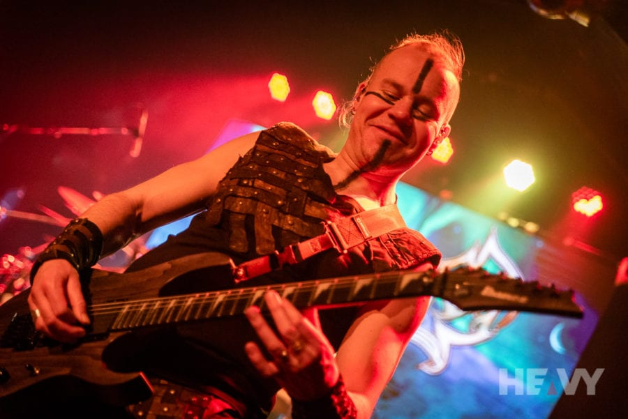 ENSIFERUM at Max Watts, Melbourne on 02/03/2019 – HEAVY