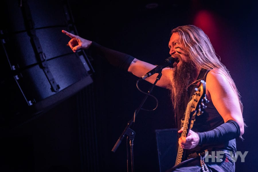 ENSIFERUM at Max Watts, Melbourne on 02/03/2019 | HEAVY Magazine