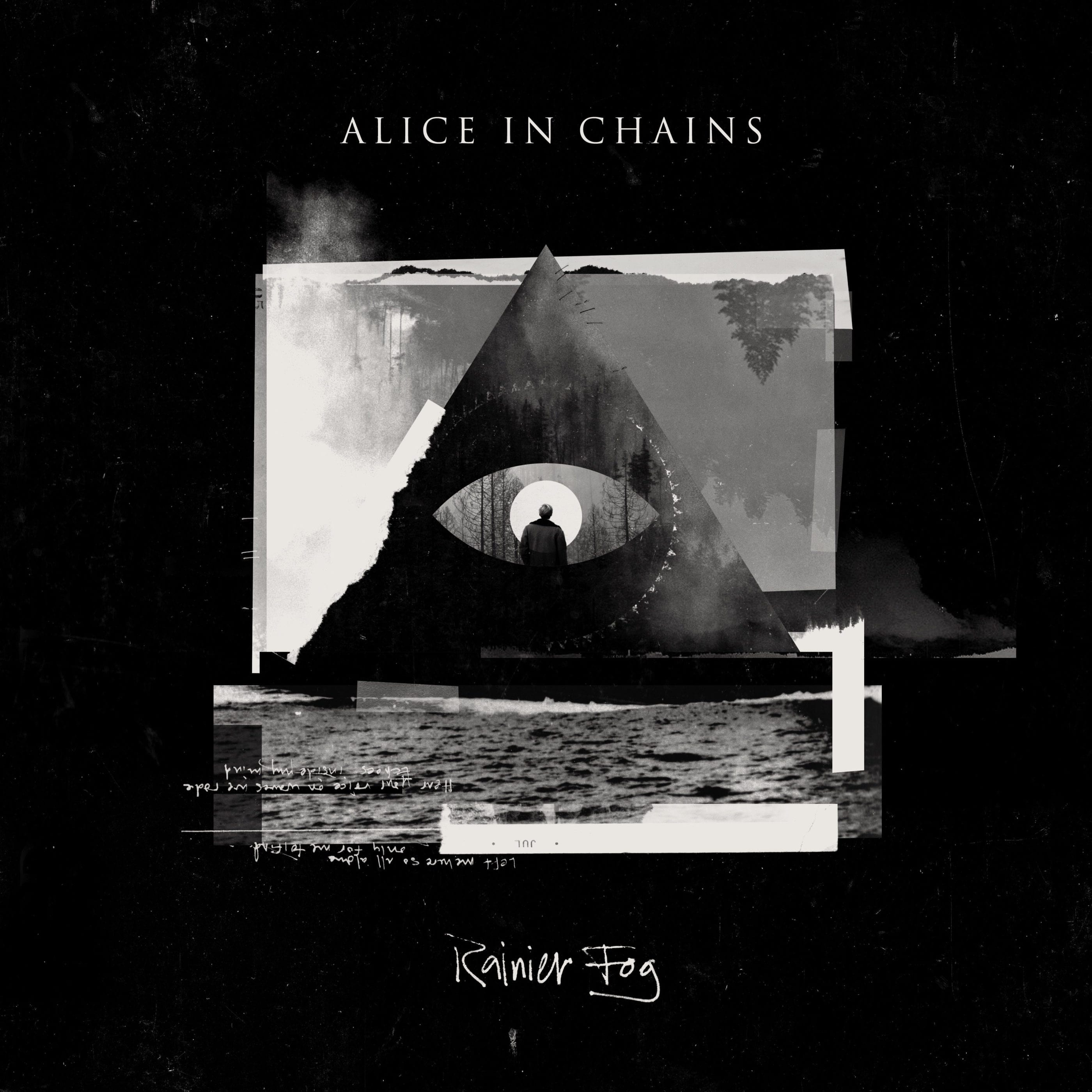 "Alice In Chains ""Rainer Fog"""