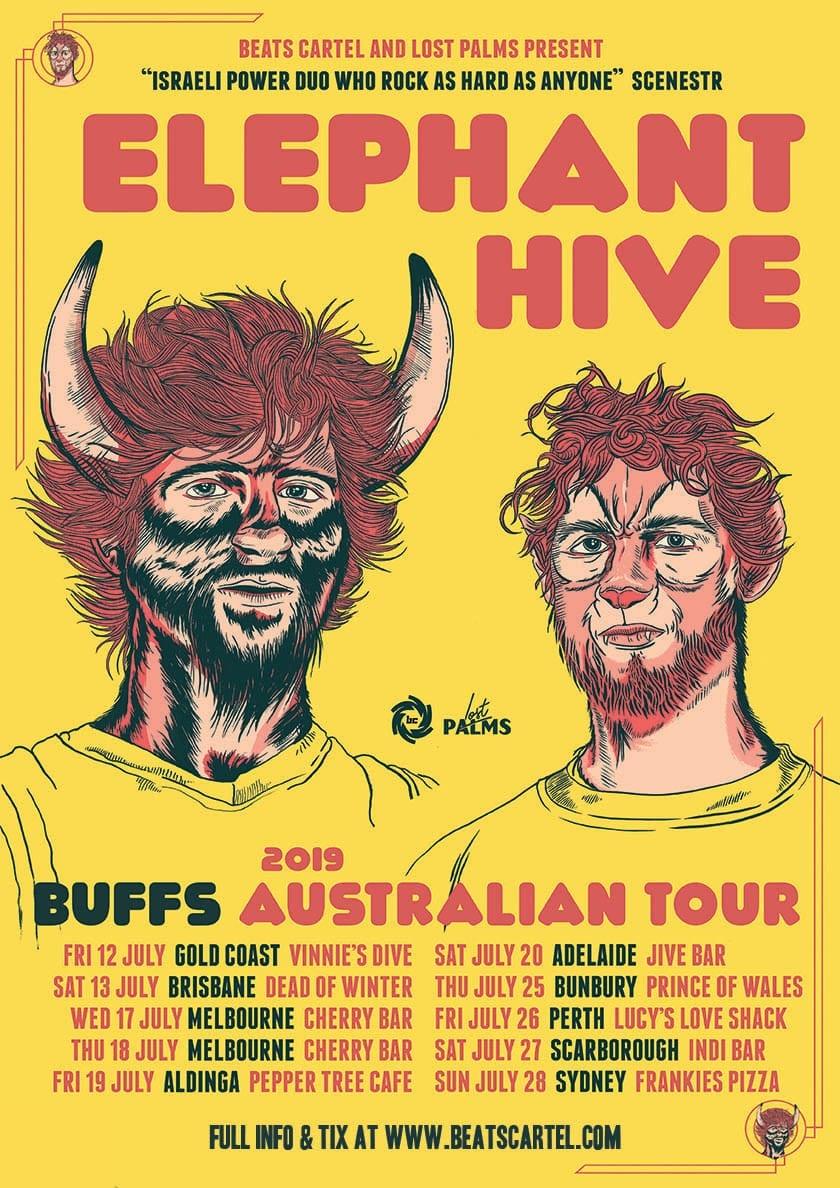 ELEPHANT HIVE - Australian Tour - HEAVY Magazine