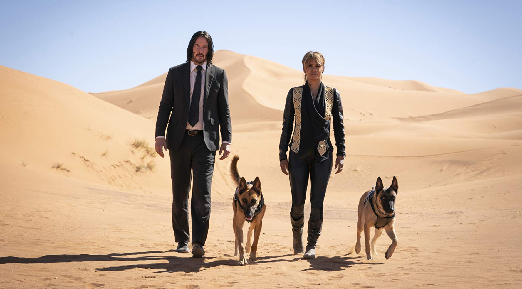 Keanu Reeves Interview About John Wick Chapter 3 Parabellum