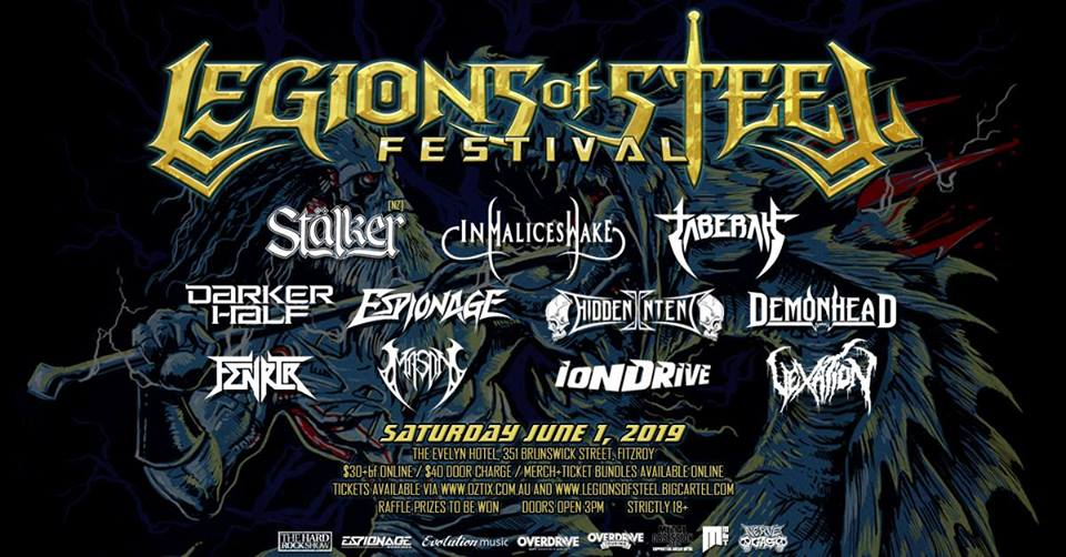 Legions of Steel Festival 2019 - HEAVY Magazine