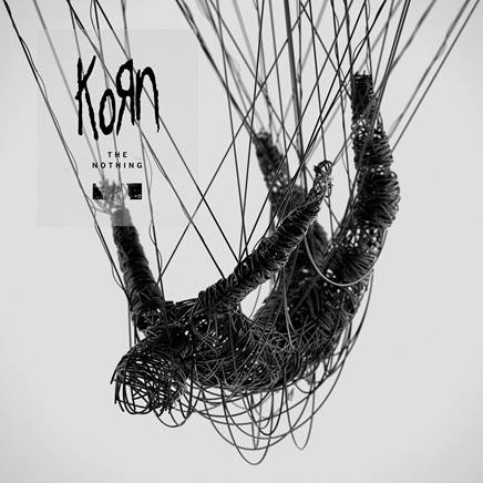 KORN - The Nothing - Album cover