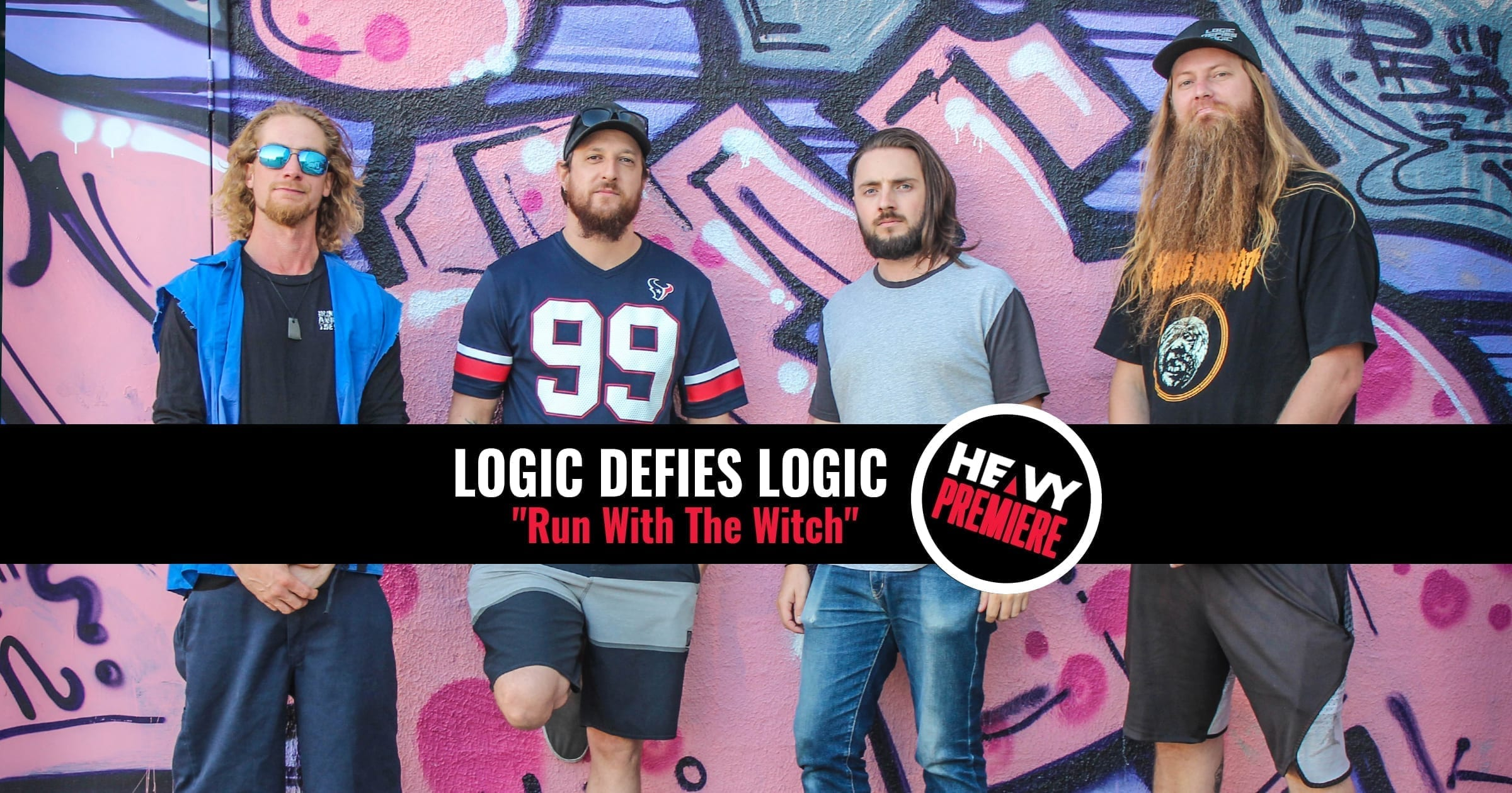 Logic Defies Logic - Premiere - HEAVY Magazine