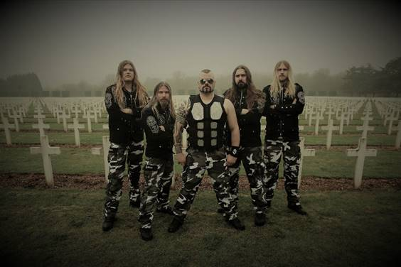 "Sabaton ""The Great War"""