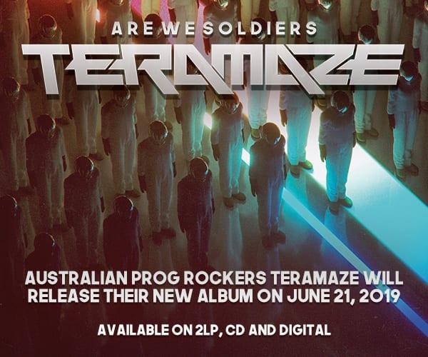 Teramaze – Sidebar