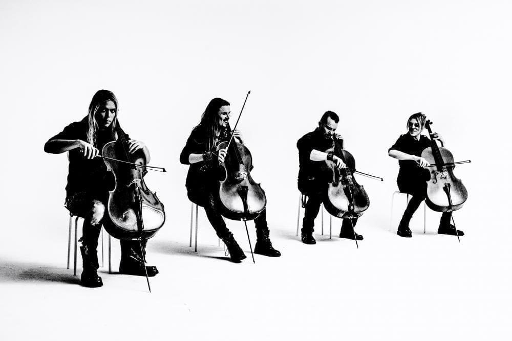 The Four Cellos Of APOCALYPTICA