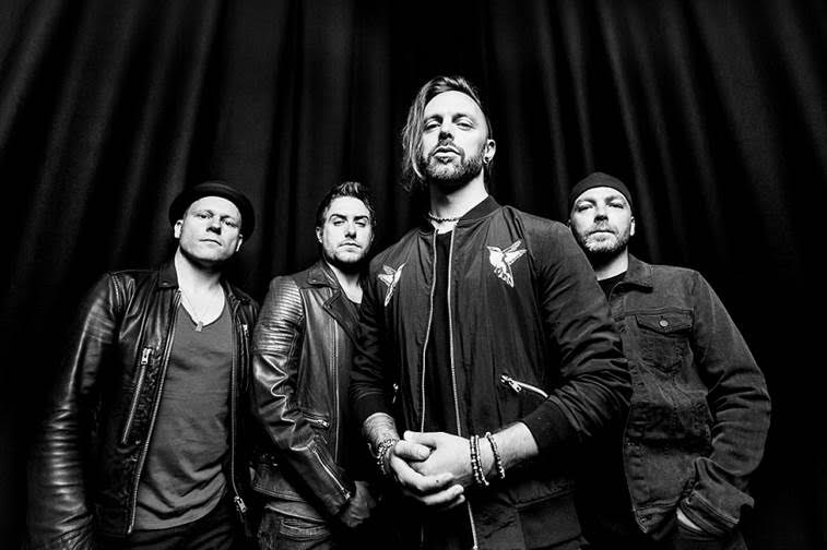 BULLET FOR MY VALENTINE unleash new video