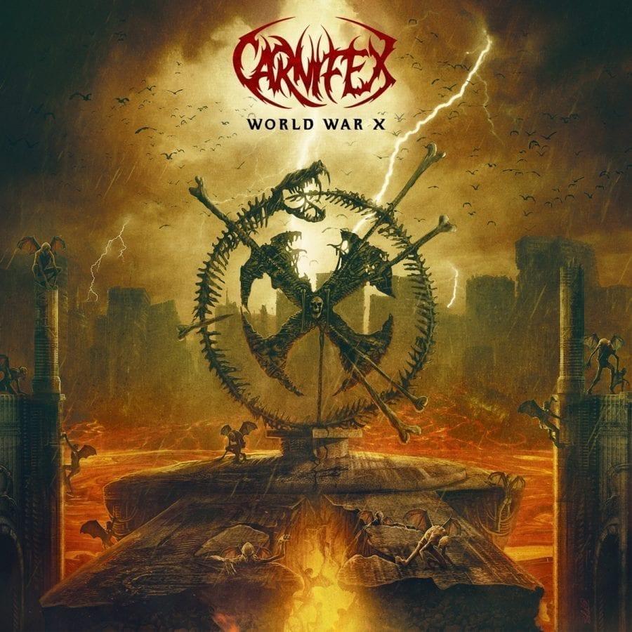 CARNIFEX 'World War X'