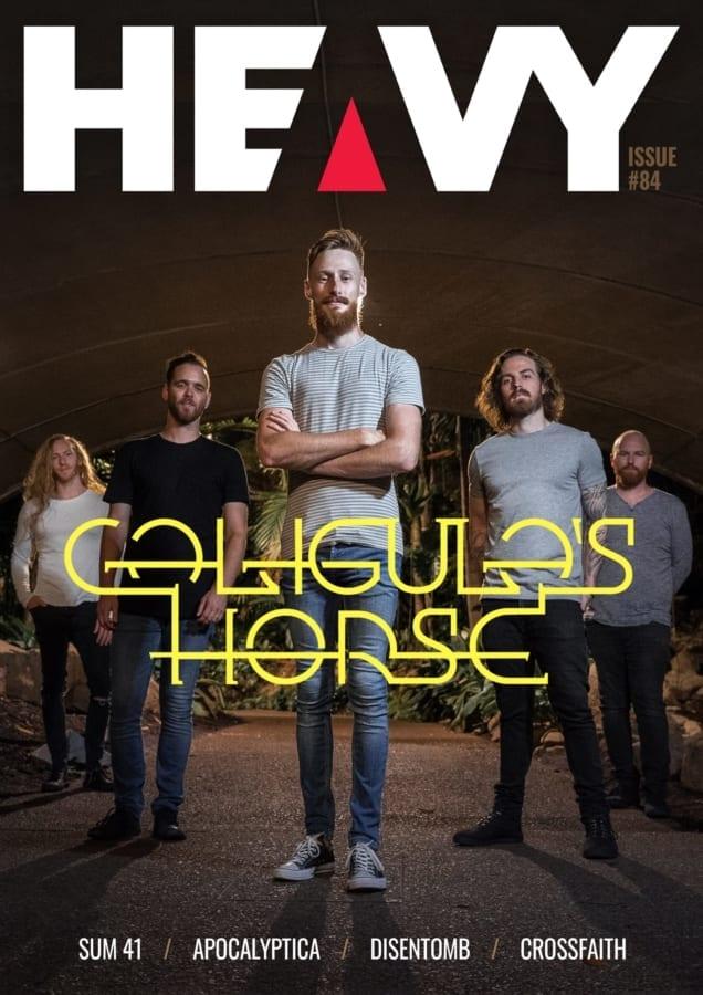 HEAVY Magazine / DIGI-MAG Issue #84