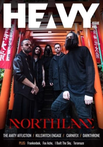 HEAVY Magazine Cover