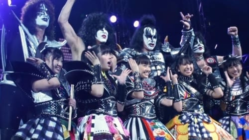 KISS vs MCZ photo