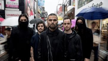 Northlane band photo