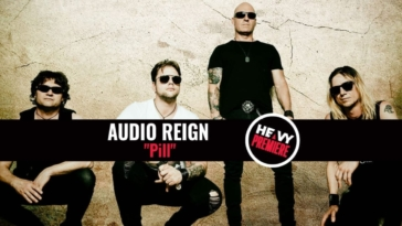 Audio Reign band photo