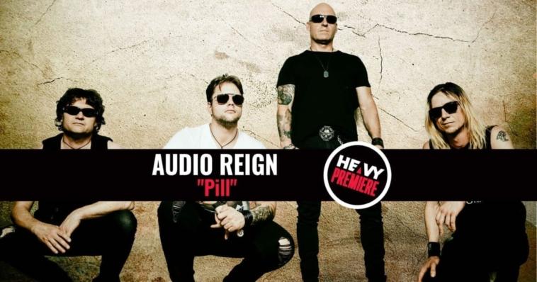 Audio Reign band photo