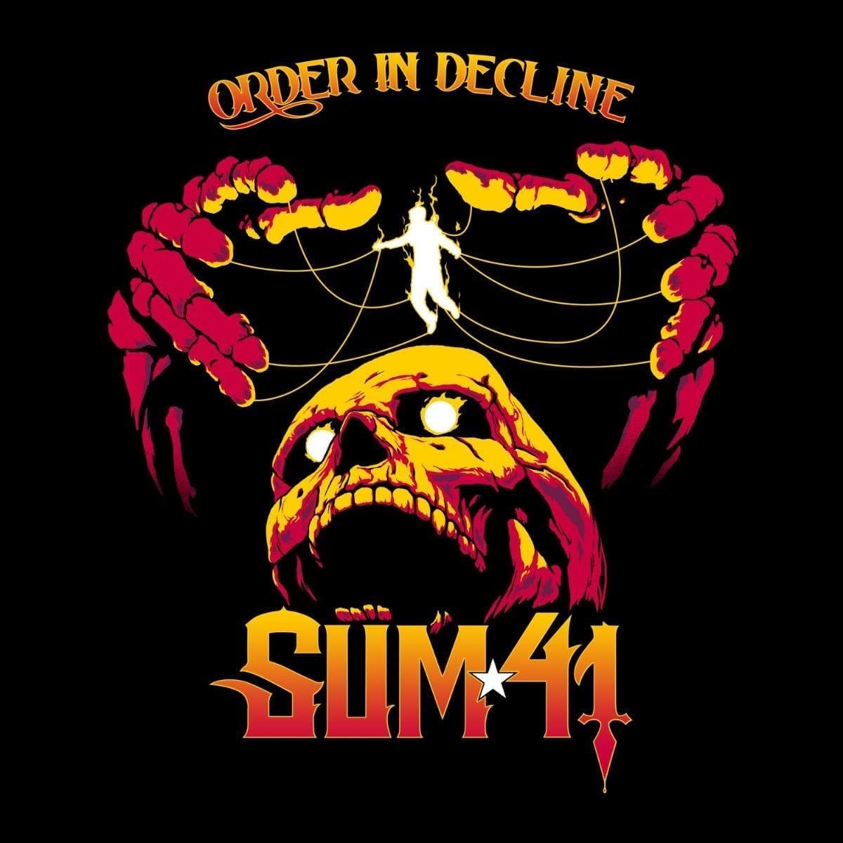 SUM 41 'Order In Decline'