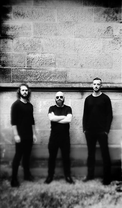 BURDEN MAN Dark Folk trio to release new music