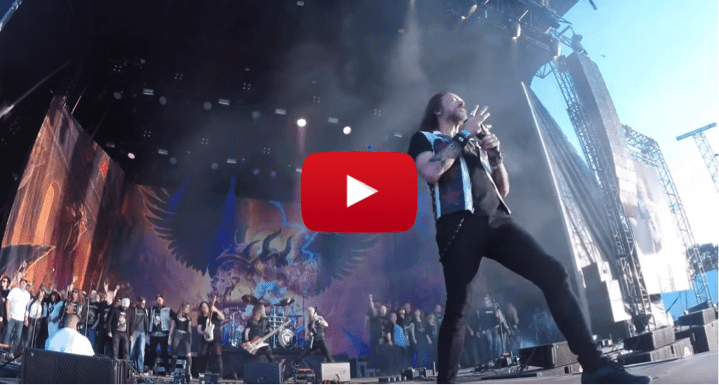 "HAMMERFALL will release a new album titled ""Dominion"""