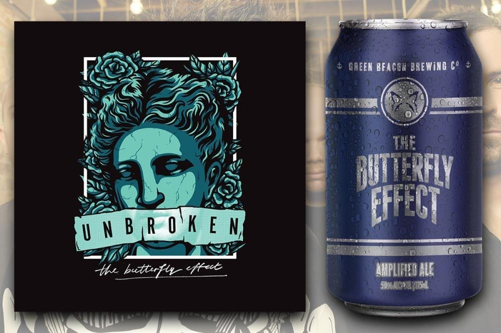 The Butterfly Effect - Amplified Ale