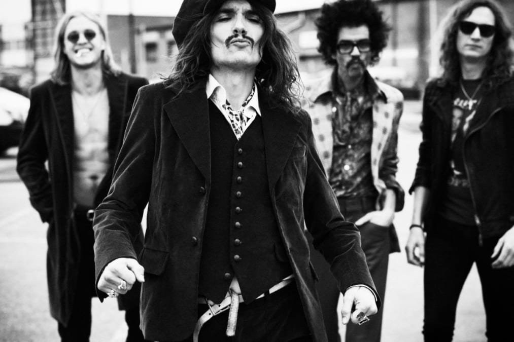 The Darkness band photo