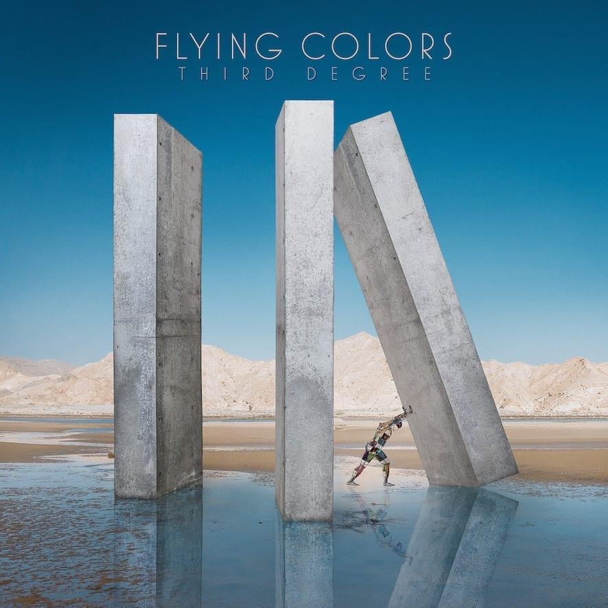 """FLYING COLORS to release new album """"Third Degree"""". New song here!"""