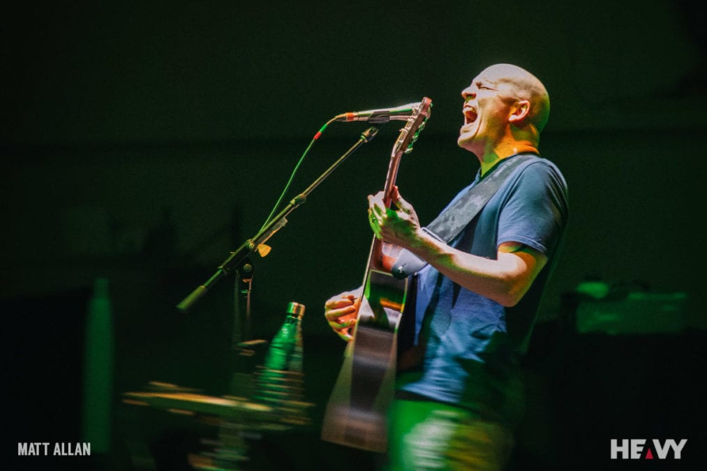 An Evening with DEVIN TOWNSEND – Live at The Thornbury Theatre, Melbourne