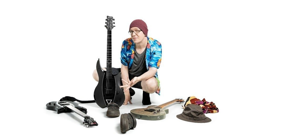Back To Basics With DEVIN TOWNSEND