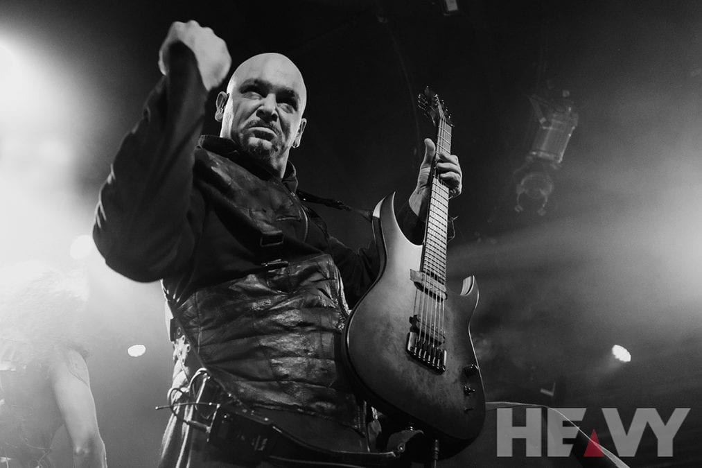 Cradle of Filth and Hybrid Nightmares at The Gov, Adelaide 04/09/2019