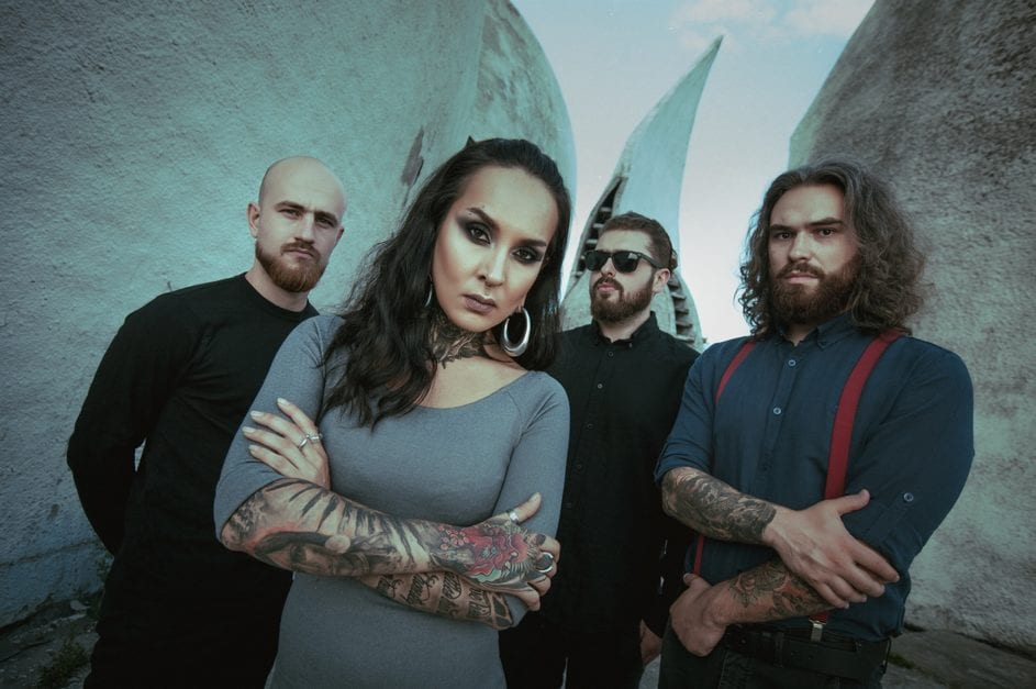 """JINJER Release New Single & Official Music Video – """"On The Top"""""""