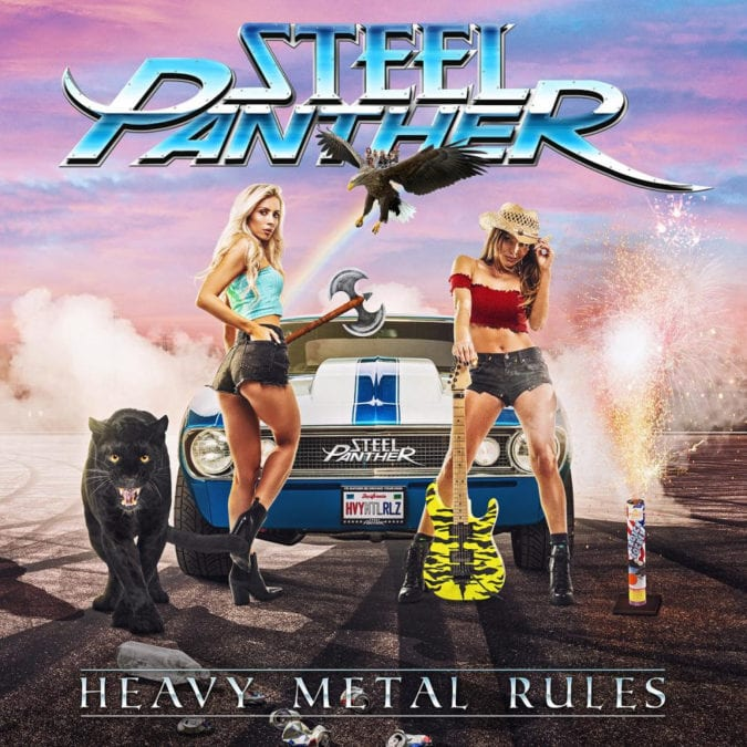 STEEL PANTHER Release New Video