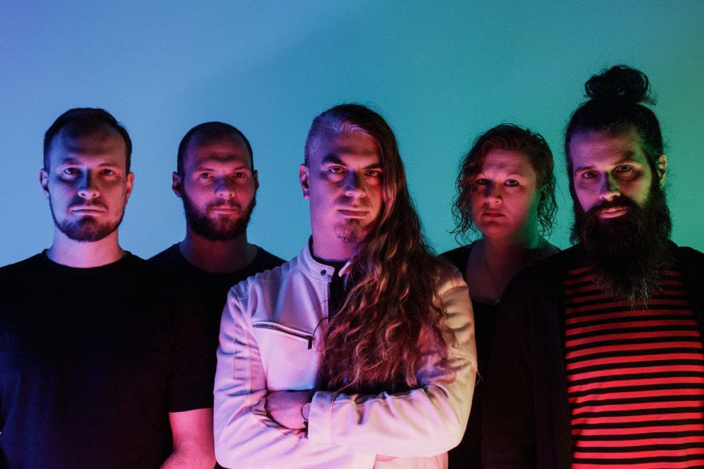 """Perth Pop/Prog Rockers VOYAGER Release Video For New Single """"Entropy"""""""