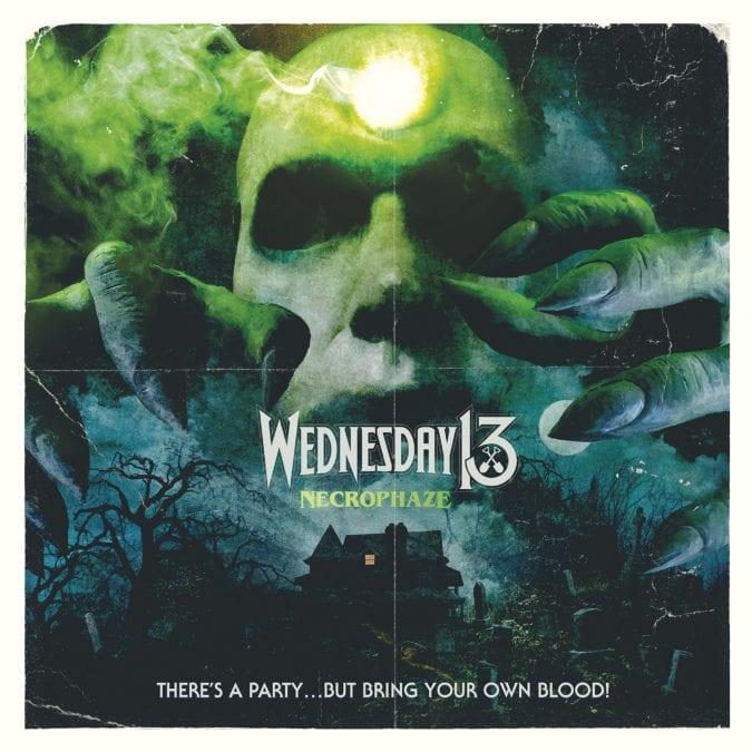 WEDNESDAY 13 'Necrophaze'